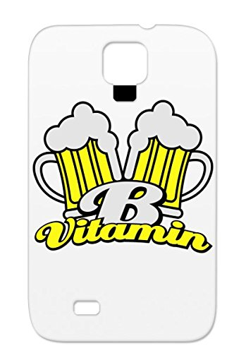 Anti-Shock Mug Drinking Not Safe For Work B Vitamin Cup Miscellaneous Beer Flaterate Vitamin Tpu Silver Case Cover For Sumsang Galaxy S4 Beer