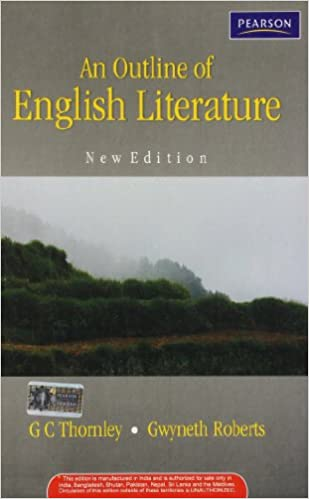 An Outline of English Literature price comparison at Flipkart, Amazon, Crossword, Uread, Bookadda, Landmark, Homeshop18