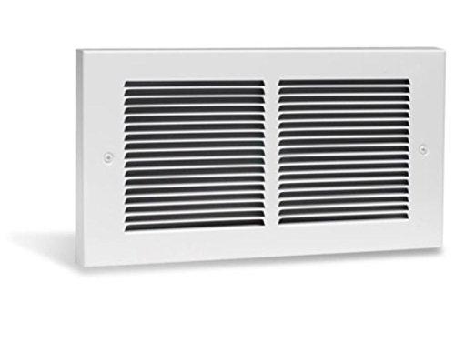 Cadet #63314 240v White Register Heater - Complete Unit
