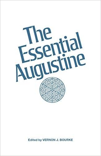 The Essential Augustine