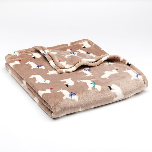 The Big One Patterned Plush Oversized Throw front-790395