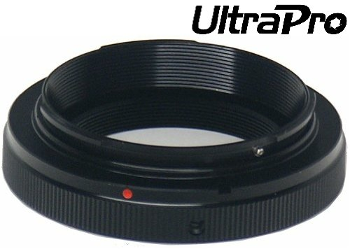 Ultrapro T/T2 Lens Mount Adapter For Olympus Mount, Fits The Following Cameras: E-3, E-5, E-30, E-400, E-410, E-420, E-500, E-510, E-520, E-600, E-620, And All Olympus Slr Cameras