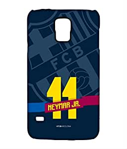 CLASSIC NEYMAR Phone Cover for Samsung S5 by Block Print Company