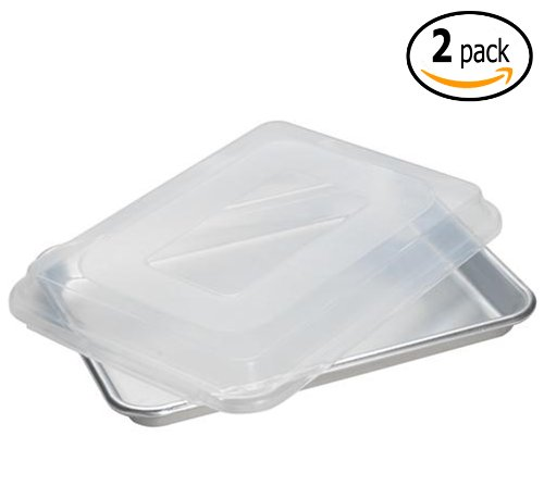 Half Sheet Cake Pan  Deep