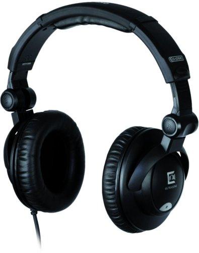 Ultrasone Hfi-450 S-Logic Surround Sound Professional Headphones - Black