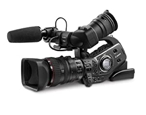 Canon XL-H1S 3CCD HDV High Definition Professional Camcorder with 20x HD Video Zoom Lens III