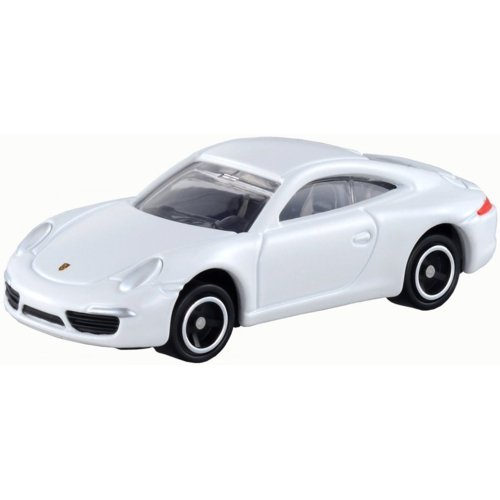 Takara Tomy Tomica No. 117 Regular Edition PORSCHE 911 - 1
