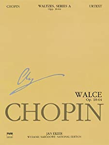 Waltzes Op. 18, 34, 42, 64: Chopin National Edition Volume XI: 11 from Pwm