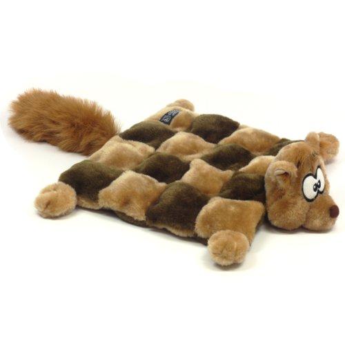 Kyjen Pp01379 Squeaker Mat Squirrel 16 Squeaker Plush