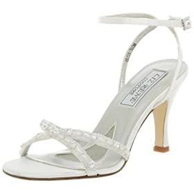 Endless.com: Liz Rene Couture Women's Madelyn Sandal: Bridal - Free Overnight Shipping & Return Shipping