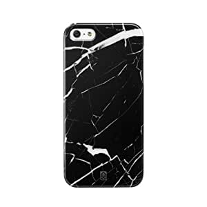 Trendy  Element Collection Clip on Case for iphone 5/ 5S by Case Scenario - Black Marble