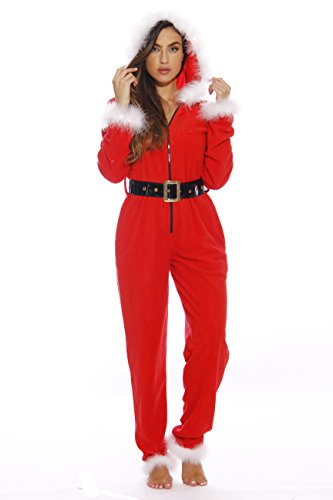 Just Love Holiday Adult Onesie / Pajamas
