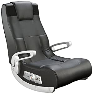 Amazon com x rocker 5143601 ii video gaming chair wireless black