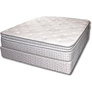 Luxury high end mattress boxspring set for High mattress box spring