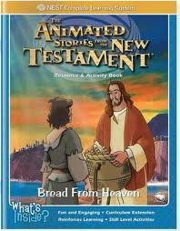 Bread From Heaven The Animated Stories From the New Testament Activity Book (The Animated Storiefs From The New Testament) (Bread From Heaven Nest compare prices)