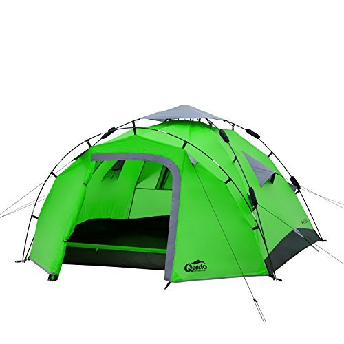 Qeedo Quick Pine 3 Campingzelt