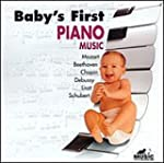 Babys First Piano Music