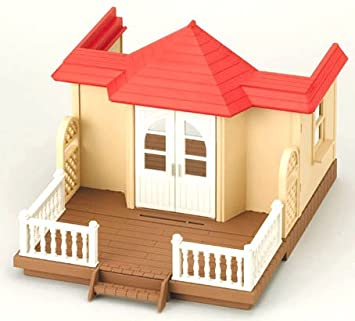 Nice house Ha -38 of Sylvanian Families House Terrace (japan import)