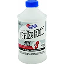 Gunk M4432 DOT 3 Regular Heavy Duty Brake Fluid - 32 fl. oz.