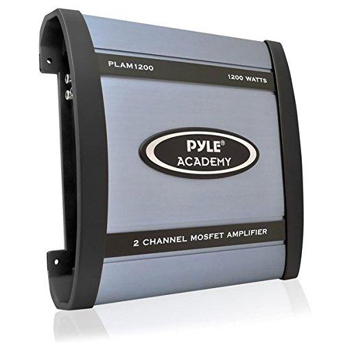 Pyle PLAM1200 1200 Watts 2 Channel Bridgeable Amplifier (Sports Oasis 1200 compare prices)