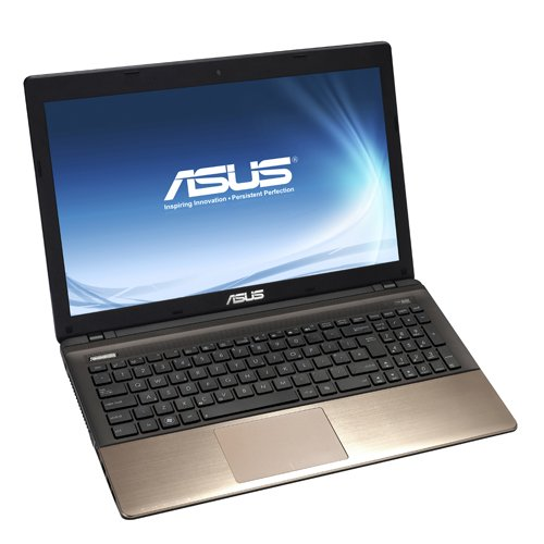 "Asus K55VD-SX441H - Portátil de 15.6"" (Intel Core i7  Core i7, 8 GB de RAM, 1000 GB, NVIDIA GeForce 610M, Windows 8), marrón - Teclado QWERTY español"