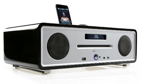 Ruark Audio R4 Intergrated Music System Black