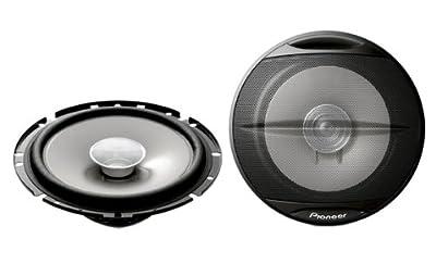 Pioneer TS-G1711i 2-Wege 17cm Koaxial Auto-Lautsprecher (170 Watt) schwarz von Pioneer - Reifen Onlineshop