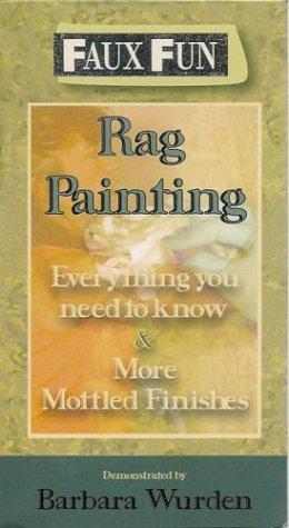 Faux Fun - Rag Painting [VHS]