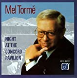 echange, troc Mel Tormé - Night at the Concord Pavilion