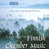 A Century of Finnish Chamberlive from Kuhmo Festival