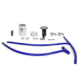 Mishimoto MMCFK-F2D-03BL Blue Engine Coolant Filter Kit
