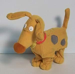 Spike The Dog Rugrats Walking Motorized Plush