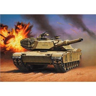 Revell-03112-M1A1-Abrams-im-Mastab-172