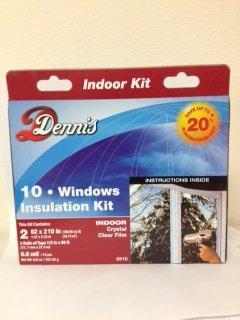 Window Weatherproofing Shrink Film