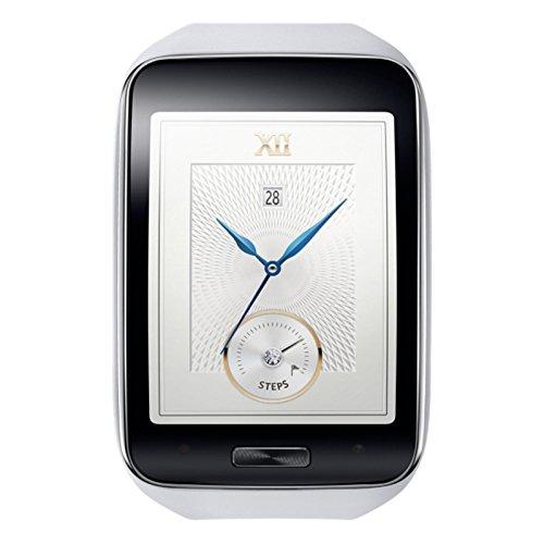 Samsung Gear S Montre GPS Blanche pour Smartphone