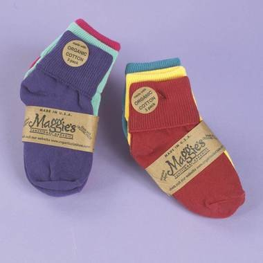Maggie S Organic Socks