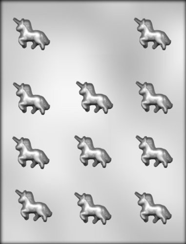 CK Products 1-3/8-Inch Unicorn Chocolate Mold