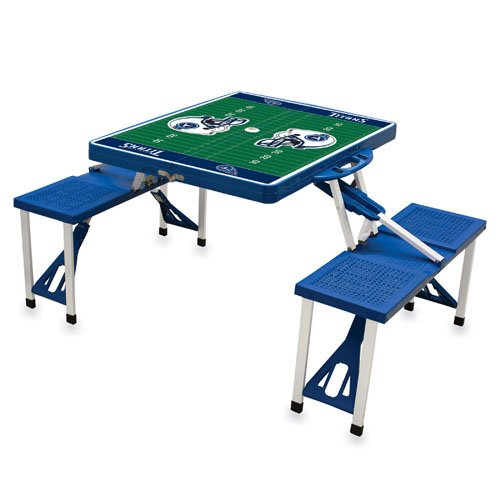 Picnic Time NFL Folding Table at Amazon.com
