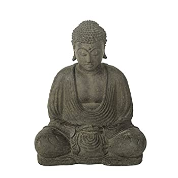 Repose ST10200175 Peaceful Buddha Outdoor Statues