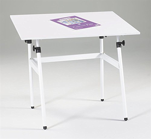 Folding Drafting Table front-1009640