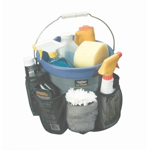 CLC Pit Crew 1120PC 7 Pocket-Bucket Cleaning and Detailing Organizer (Detailing Organizer compare prices)