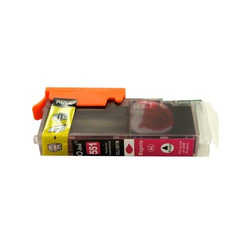 1 Druckerpatrone Tintenpatrone Tinte für Canon Pixma IP7250 MG5450 MG6350 MX725 ersetzt CLI-551