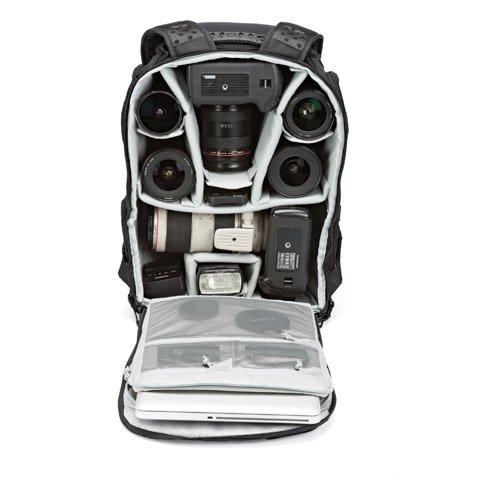 【国内正規品】Lowepro カメラ リュック プロタクティック 450 AW 19L ブラック 367724
