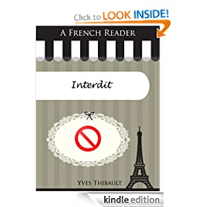 Logo for A French Reader: Interdit (French Readers)