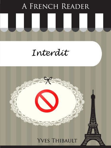 Couverture du livre A French Reader: Interdit