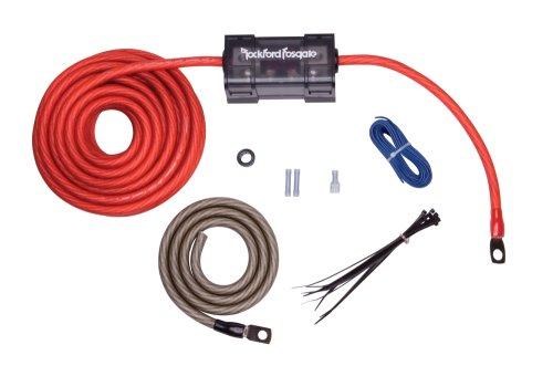 Rockford 4 Awg Power Installation Kit