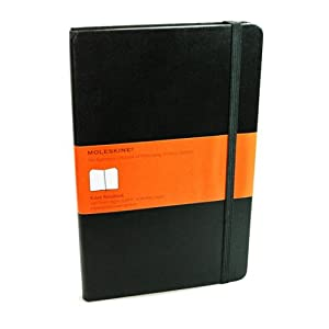Moleskine Large Notebook Ruled
