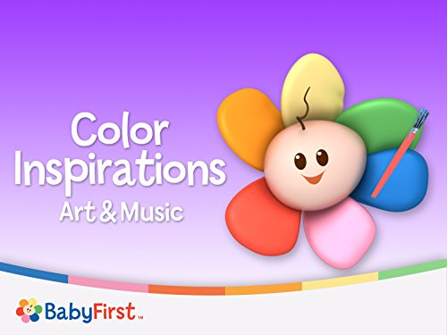 Color Inspirations Art And Music Episode 5
