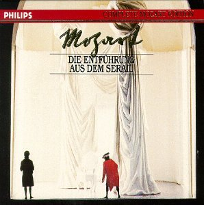 Die Entfuhrung aus dem Serail)(Philips Complete Mozart Edition, Vol
