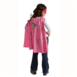 Little Adventures Girl Superhero Cape